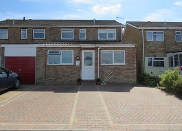 Thumbnail 4 bed semi-detached house for sale in Glebe View, Beccles
