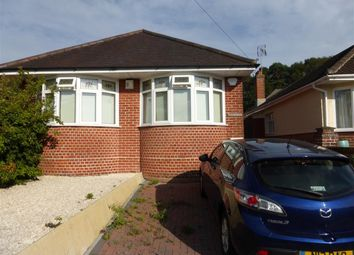 Thumbnail 2 bed bungalow to rent in Springford Crescent, Southampton