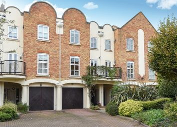 Thumbnail 4 bedroom semi-detached house for sale in Herons Place, Isleworth