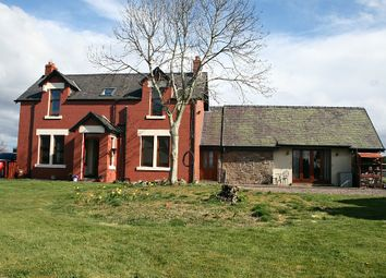 Thumbnail 3 bed detached house for sale in Dunsyre Road, Newbigging