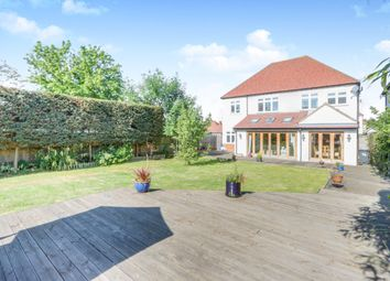 Thumbnail 5 bed detached house for sale in Chadwick Road, Westcliff-On-Sea, Essex