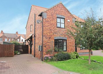Thumbnail 2 bed semi-detached house for sale in Bramley Close, Barton-Upon-Humber