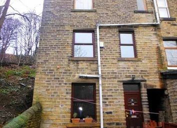 Thumbnail 2 bedroom terraced house for sale in Gledholt Bank, Huddersfield, West Yorkshire