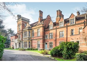 Thumbnail 2 bedroom flat for sale in Warwick Road, Knowle, Solihull