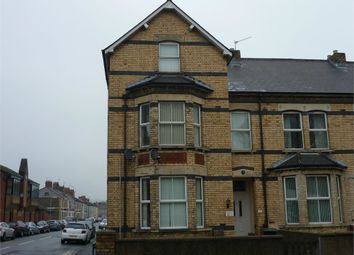 Thumbnail 3 bed maisonette for sale in Chepstow Road, Newport