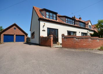 Thumbnail 4 bedroom detached house for sale in Holly Lane, Mutford, Beccles