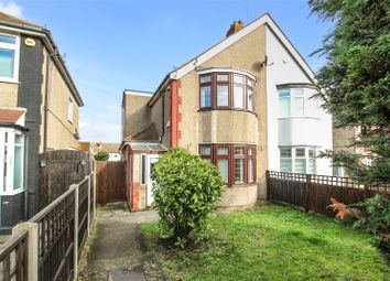 2 bed semi-detached house for sale in East Rochester Way, Sidcup, Kent DA15