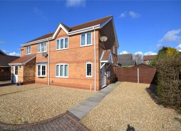 Thumbnail 3 bed semi-detached house for sale in Chaffinch Drive, Cleethorpes