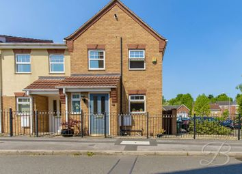 3 bed town house for sale in Cobblestone Drive, Mansfield NG18