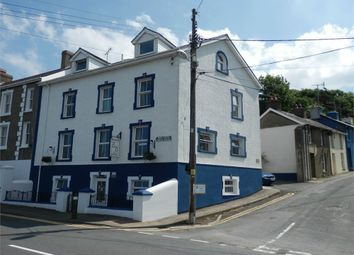 Thumbnail 6 bed end terrace house for sale in North Parade, Aberaeron, Ceredigion