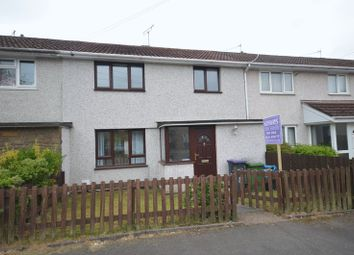 Thumbnail 3 bed terraced house for sale in Ash Green, Oakfield, Cwmbran