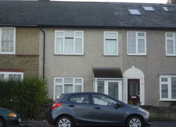 Thumbnail 3 bed terraced house to rent in Billet Road, London