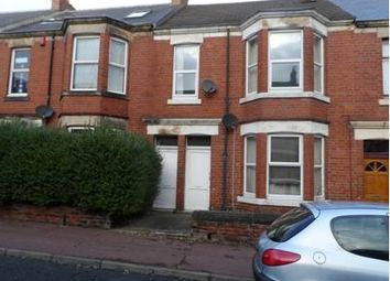 Thumbnail 3 bed flat to rent in Simonside Terrace, Heaton, Heaton