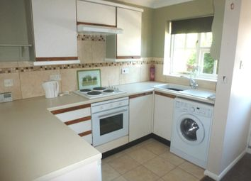 Thumbnail 1 bed end terrace house to rent in The Russets, Upwell, Wisbech