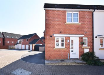 Thumbnail 2 bedroom end terrace house for sale in Coles Close, Swansea