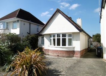 Thumbnail 2 bed bungalow to rent in Stanley Green Road, Oakdale, Poole