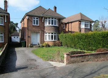 Thumbnail 3 bed detached house to rent in Douglas Crescent, Southampton