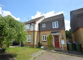 Thumbnail 2 bed end terrace house to rent in Fernihough Close, Weybridge, Surrey