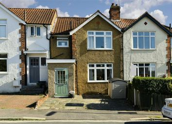 Thumbnail 3 bed terraced house for sale in The Greenway, Epsom, Surrey