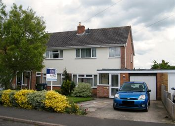 Thumbnail 3 bed semi-detached house for sale in Fairway, Calne