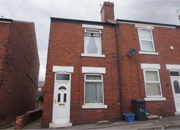 Thumbnail 2 bedroom end terrace house for sale in Arthur Street, Rotherham