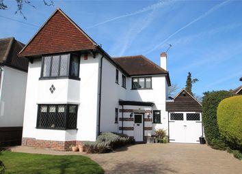 Thumbnail 3 bed detached house for sale in Kingsway, Petts Wood, Orpington, Kent