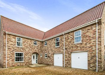 Thumbnail 4 bedroom detached house for sale in Sutton Road, Witchford, Ely