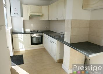 Thumbnail 1 bed flat to rent in Commonwealth Road, London
