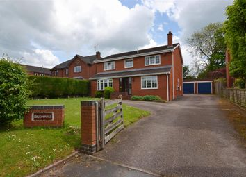 Thumbnail 4 bed detached house for sale in Broomfield, Glebe Lane, Gnosall