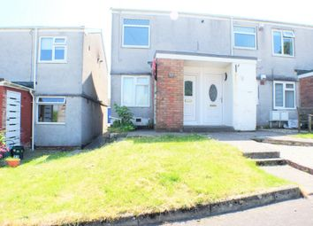 Thumbnail 2 bed flat to rent in Bettsland, Swansea