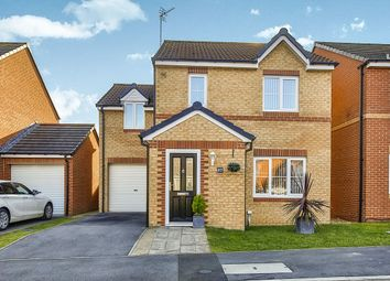 Thumbnail 4 bed detached house for sale in Cloverhill Court, Craghead, Stanley
