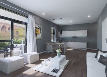 Thumbnail 2 bed flat for sale in Woden Street, Salford