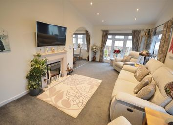 Thumbnail 2 bed mobile/park home for sale in Westwood Residential Park, Great Bentley, Essex