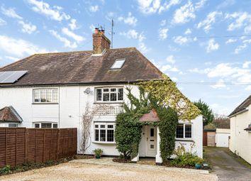 Thumbnail 3 bed semi-detached house for sale in Parbrook, Billingshurst