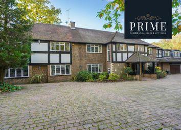 6 bed detached house for sale in Granville Road, St George's Hill, Weybridge KT13