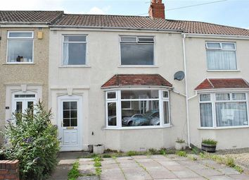 Thumbnail 3 bed terraced house for sale in Cecil Avenue, Bristol