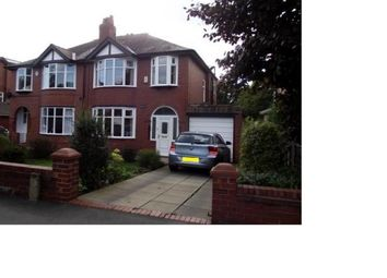 Thumbnail 3 bed semi-detached house for sale in Broadway, Worsley, Manchester, Greater Manchester