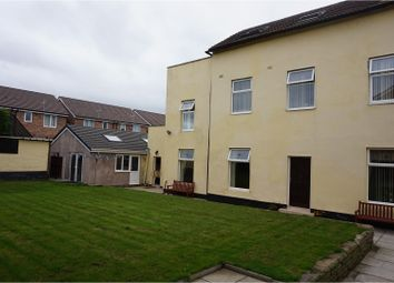 Thumbnail 4 bed end terrace house for sale in Stalmine Road, Liverpool