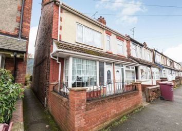Thumbnail 3 bed end terrace house for sale in Eland Road, Langwith Junction, Mansfield