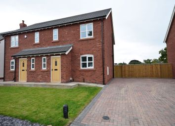 Thumbnail 3 bed semi-detached house for sale in The Pastures, Tilstock Lane, Tilstock