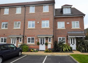 Thumbnail 4 bed town house for sale in Cwrt Dyfrdwy, Off Boundary Lane, Saltney
