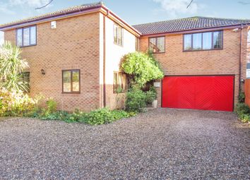 Thumbnail 5 bedroom detached house for sale in Ditton Close, Newmarket
