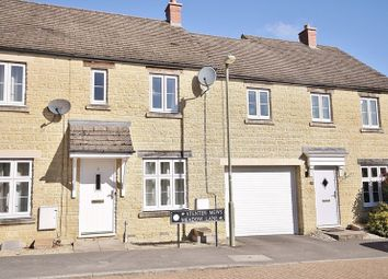 Thumbnail 2 bed terraced house for sale in Stenter Mews, Jacobs Mill, Witney