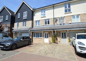 Thumbnail 3 bed mews house for sale in Bridge Place, Aylesford
