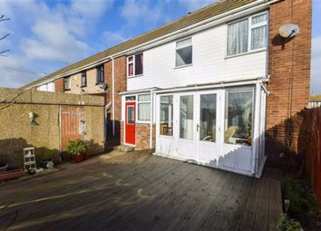 Thumbnail 3 bed end terrace house for sale in Dulverton Close, Bransholme, Hull, East Yorkshire