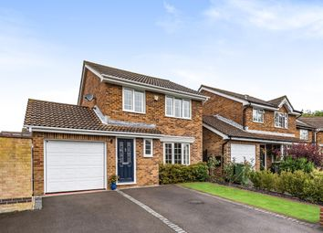 Thumbnail 3 bed detached house for sale in Grenadier Close, Locks Heath, Southampton