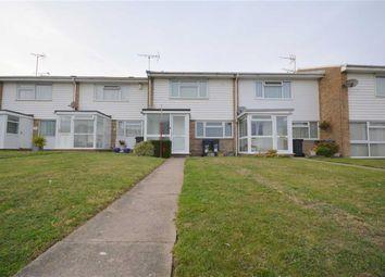 Thumbnail 2 bedroom terraced house for sale in Staplehurst Gardens, Cliftonville, Kent