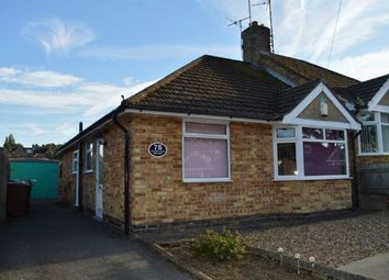 Thumbnail 2 bed semi-detached bungalow for sale in Charnwood Avenue, Westone, Northampton