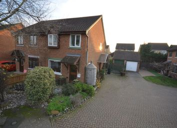 Thumbnail 3 bed semi-detached house for sale in Matchless Close, Duston, Northampton