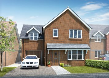 Thumbnail 3 bed detached house for sale in Foxs Furlong, Chineham, Basingstoke